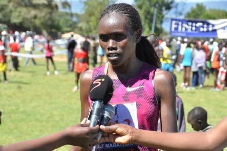 Women 21km (Cynthia Jerotich Limo)
