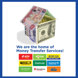 Home Of Money Transfer Services