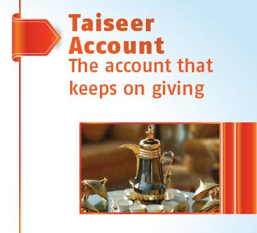 Taiseer Account