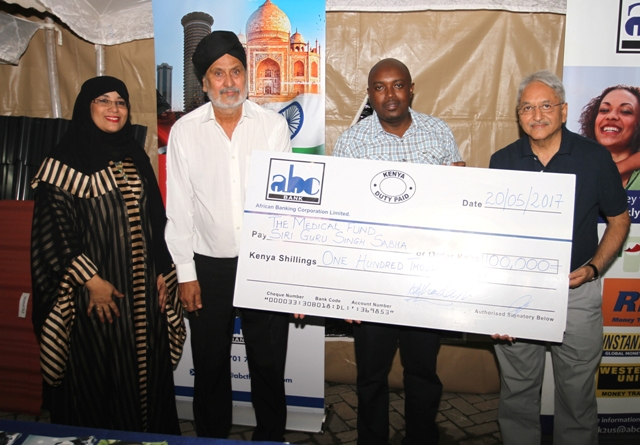 The Medical Fund donation Msa