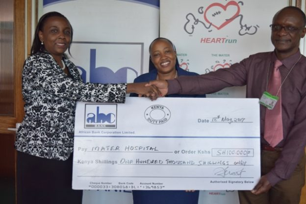 Mater Heart Run sponsorship