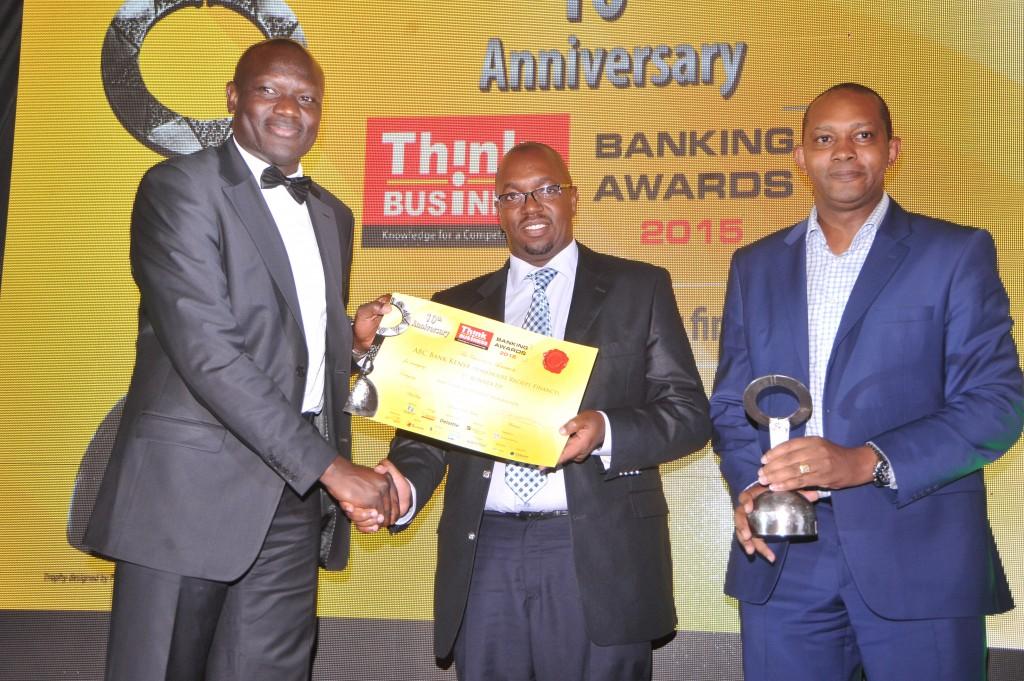 Banking awards 2015