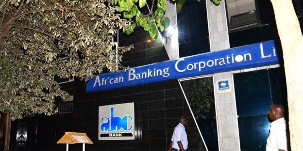 ABC Bank Koinange Street Branch
