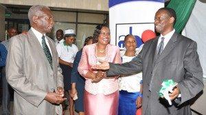 Bingwa Sacco partnership launch