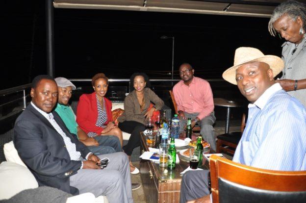 Diaspora Mbuzi choma