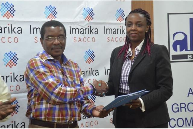 Imarika Sacco partnership launch
