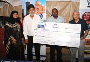The Medical Fund donation Msa