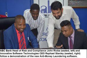 AML software launch