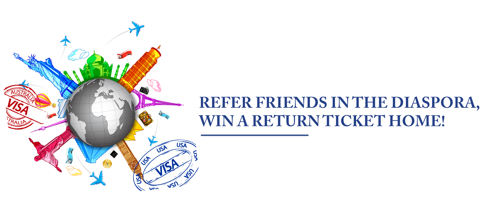 Refer friends and win