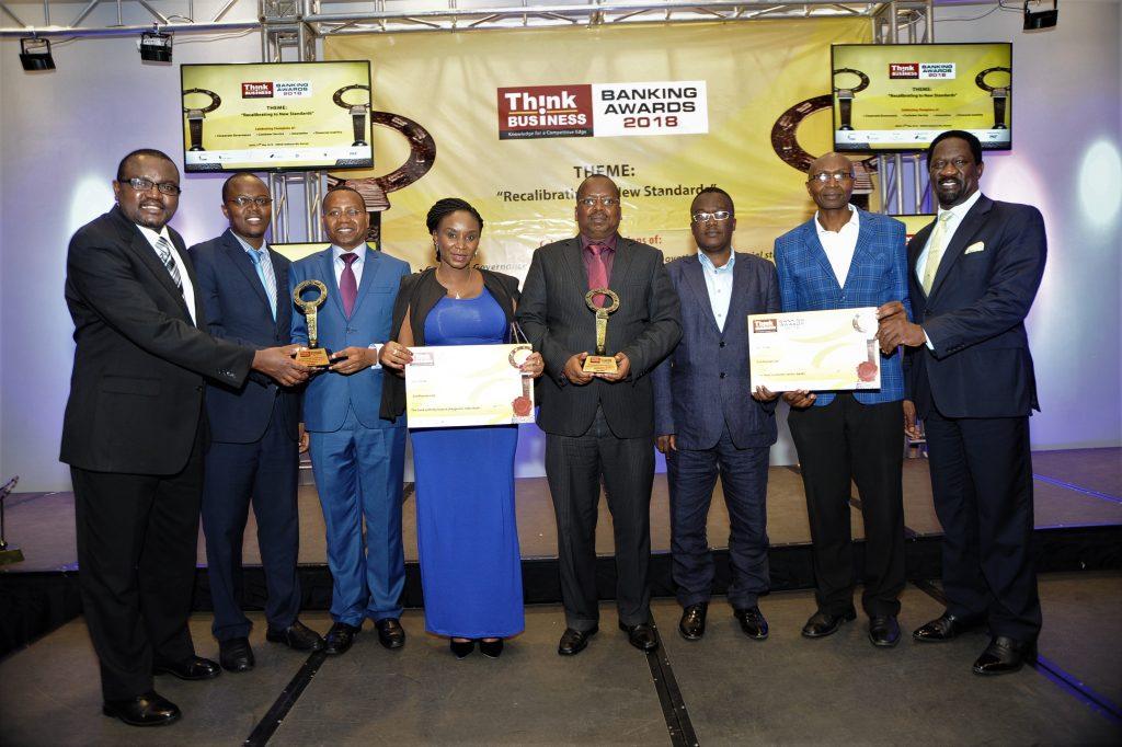 Banking awards