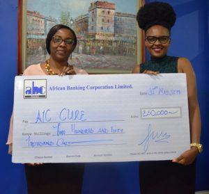 AIC Cure Sponsorship