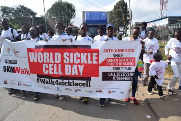 Sickle Cell Walk