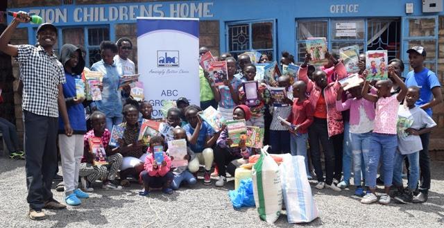 Zion Childrens Home Visit