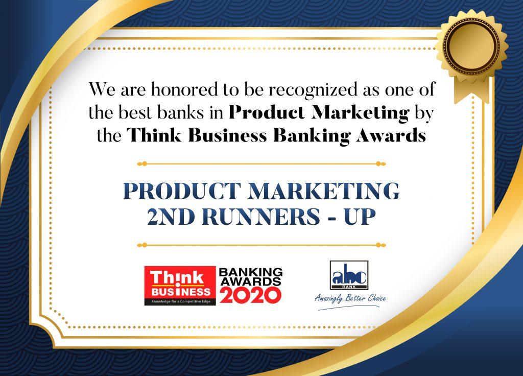 think business award